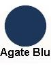 Zadelkruk Delia Agate Blue