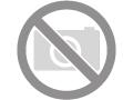 Kapperskruk met standaard (compacte) zadelzitting
